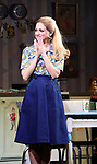 "Roxanna Hope Radja during the Broadway Opening Night Curtain Call for ""Torch Song"" at the Hayes Theater on November 1, 2018 in New York City."