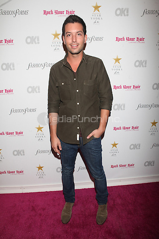 NEW YORK, NY - SEPTEMBER 10: Daniel Musto attends OK! MAGAZINE'S 4TH ANNUAL FASHION WEEK CELEBRATION AT Cielo in New York City, NY. September 10, 2012. © Diego Corredor/MediaPunch Inc.
