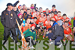 Brosna v Blackrock in the Munster Junior B Football final held last Sunday in Knockaderry..