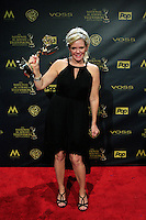 BURBANK - APR 26: Maura West at the 42nd Daytime Emmy Awards Gala at Warner Bros. Studio on April 26, 2015 in Burbank, California