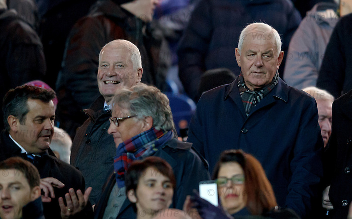 Archie Knox and Walter Smith
