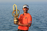 Joost Luiten (NED) after the final round of the NBO Open played at Al Mouj Golf, Muscat, Sultanate of Oman. <br /> 18/02/2018.<br /> Picture: Golffile | Phil Inglis<br /> <br /> <br /> All photo usage must carry mandatory copyright credit (&copy; Golffile | Phil Inglis)