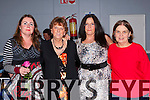 Helen Horgan Killorglin, Kitty Daly Tralee, geraldine Walsh Tralee and Margaret O'Shea Tralee having fun at the Laune Rangers Strictly Come Dancing in the CYMS on Saturday night