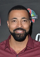 LOS ANGELES, CA- NOV. 30: Timon Kyle Durrett at the 30th Anniversary AIDS Healthcare Foundation Concert at the Shrine Auditorium in Los Angeles on November 30, 2017 Credit: Koi Sojer/Snap'N U Photos/Media Punch