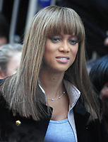 Tyra Banks <br /> 2008<br /> Photo By John Barrett/CelebrityArchaeology.com