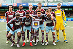 West Ham United vs HKFC Captain's Select during day two of the HKFC Citibank Soccer Sevens 2015 on May 30, 2015 at the Hong Kong Football Club in Hong Kong, China. Photo by Xaume Olleros / Power Sport Images