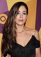 BEVERLY HILLS, CA - JANUARY 07: Actress Roxanne McKee arrives at HBO's Official Golden Globe Awards After Party at Circa 55 Restaurant in the Beverly Hilton Hotel on January 7, 2018 in Los Angeles, California.