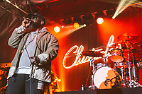 SAN FRANCISCO, CA - June 21: (L - R) Black Thought and Questlove of The Roots perform at Clusterfest on June 21, 2019 in San Francisco, CA. photo: Ryan Myers/imageSPACE/MediaPunch