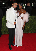 "NEW YORK CITY, NY, USA - MAY 05: Riccardo Tisci, Naomi Campbell at the ""Charles James: Beyond Fashion"" Costume Institute Gala held at the Metropolitan Museum of Art on May 5, 2014 in New York City, New York, United States. (Photo by Xavier Collin/Celebrity Monitor)"