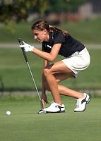 Girls JV Golf vs Roncalli 9-14-09