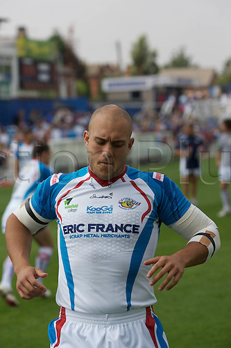 26th June 2009 Rugby League Wakefield v Harlequins (Photo: Mark Hodsman/ActionPlus)