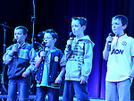 Riptides who took part in the Schoolstars primary auditions in the TLT. Photo:Colin Bell/pressphotos.ie