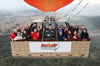 20150816 August 16 Hot Air Balloon Gold Coast