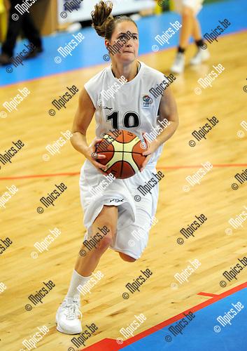 11-11-03 / Basketbal / seizoen 2011-2012 / Sint Katelijne Waver / Van Dessel Daphne..Foto: Mpics