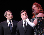 Matthew Broderick & Nathan Lane & Gary Beach (The Producers).performing in STRO! The Vineyard Theatre Annual Spring Gala honors Susan Stroman at the Hudson Theatre in New York City.