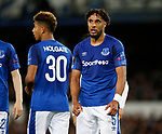 Ashley Williams of Everton during the Europa League Group E match at Goodison Park Stadium, Liverpool. Picture date: September 28th 2017. Picture credit should read: Simon Bellis/Sportimage