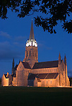 St. Mary's Cathedral, Killarney at night..Picture by Don MacMonagle *** Local Caption *** ©macmonagle photography,.6 port road,.killarney,.county kerry.ireland.email: info@macmonagle.com.Tel: 353-64-32833