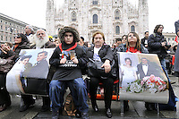- Milano, Giornata della Memoria e dell'Impegno in ricordo delle vittime delle mafie, promossa dall'associazione 'Libera&quot; contro la mafia<br /> <br /> - Milan, Day of Memory and Engagement remembering the victims of the mafia, promoted by the Libera, association against the mafia