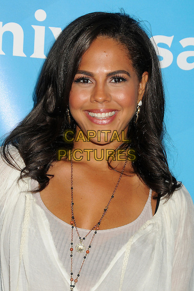 13 July 2014 - Beverly Hills, California - Lenora Crichlow. NBC Universal Press Tour Summer 2014 held at the Beverly Hilton Hotel. <br /> CAP/ADM/BP<br /> &copy;Byron Purvis/AdMedia/Capital Pictures