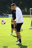 Niklas Süle (Deutschland Germany) - 14.06.2017: Training der Deutschen Nationalmannschaft zur Vorbereitung auf den Confed Cup, Sportpark Kelsterbach