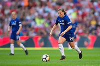 Fran Kirby of Chelsea Ladies in action <br /> <br /> Photographer Craig Mercer/CameraSport<br /> <br /> The SSE Women's FA Cup Final - Arsenal Women v Chelsea Ladies - Saturday 5th May 2018 - Wembley Stadium - London<br />  <br /> World Copyright &copy; 2018 CameraSport. All rights reserved. 43 Linden Ave. Countesthorpe. Leicester. England. LE8 5PG - Tel: +44 (0) 116 277 4147 - admin@camerasport.com - www.camerasport.com