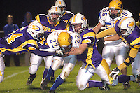 Tri-Central vs. Guerin Football 10-19-07