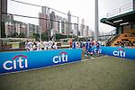 Branding during the HKFC Citi Soccer Sevens on 20 May 2016 in the Hong Kong Footbal Club, Hong Kong, China. Photo by Li Man Yuen / Power Sport Images