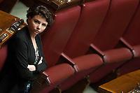 Maria Edera Spadoni<br /> Roma 16-01-2015 Aula Camera. Informativa urgente del Ministro degli Esteri sulla vicenda delle due cooperanti rapite in Siria e rilasciate ieri<br /> Photo Samantha Zucchi Insidefoto