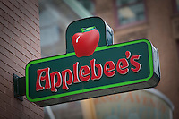 An Applebee's restaurant is seen in Milwaukee, Wisconsin, Wednesday June 26, 2013. Applebee's International, Inc., is an American company which develops, franchises, and operates the Applebee's Neighborhood Grill and Bar restaurant chain