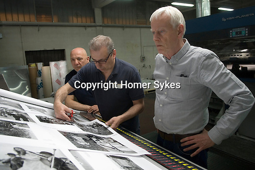 Italian book printers EBS Verona. Dewi Lewis English photography book publisher