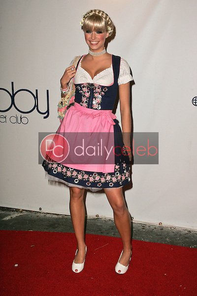 Lena Gercke<br /> at Heidi Klum's 7th Annual Halloween Party, Privilege, Los Angeles, CA 10-31-06<br /> <br /> David Edwards/DailyCeleb.com 818-249-4998