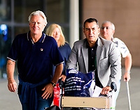 BJORN BORG ARRIVES AT SHANGHAI AIRPORT<br /> <br /> TENNIS - ROLEX SHANGHAI MASTERS - QI ZHONG TENNIS CENTER - MINHANG DISTRICT - SHANGHAI - CHINA - ATP 1000 - 2017 <br /> <br /> <br /> <br /> &copy; TENNIS PHOTO NETWORK