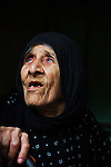 "Naim Said was born in 1925, to a large family from Koya.  Naim lives alone in her old house with her cats and has never married.  She doesn't remember much but her brother Adnan said ""Naim chose how she wanted to live."""