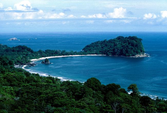 Punta Catedral, Manuel Antonio National Park, Puntarenas Province, Costa Rica, Central America