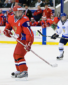Vladimir Tarasenko (Russia - 10) - Russia defeated Finland 4-0 at the Urban Plains Center in Fargo, North Dakota, on Friday, April 17, 2009, in their semi-final match during the 2009 World Under 18 Championship.