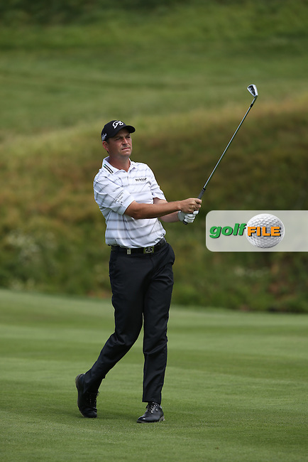 David Howell (ENG) carded a consecutive 72 and will play the weekend during Round Two of the Alstom Open de France from Le Golf National, Guyancourt, Versailles, France. Picture:  David Lloyd / www.golffile.ie