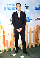 LOS ANGELES, CA - FEBRUARY 03: Director/Writer/Producer Will Gluck arrives at the Premiere Of Columbia Pictures' 'Peter Rabbit' at The Grove on February 3, 2018 in Los Angeles, California.<br /> CAP/ROT/TM<br /> &copy;TM/ROT/Capital Pictures