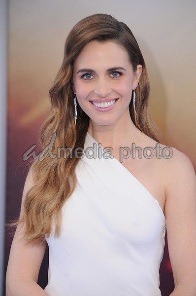 """25 May 2017 - Hollywood, California - Alexandra Siegel. World  Premiere of Warner Bros. Pictures'  """"Wonder Woman"""" held at The Pantages Theater in Hollywood. Photo Credit: Birdie Thompson/AdMedia"""