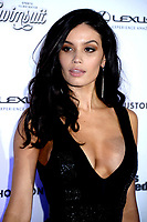 Anne de Paula attends Sports Illustrated Swimsuit 2017 Launch Event at Center415 Event Space on February 16, 2017 in New York City.