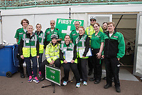 Brighton Marathon 2014 Medical Team