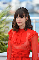 Stacy Martin at the photocall for &quot;The Formidable&quot; (Le Redoutable) at the 70th Festival de Cannes, Cannes, France. 21 May 2017<br /> Picture: Paul Smith/Featureflash/SilverHub 0208 004 5359 sales@silverhubmedia.com