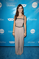 LOS ANGELES, CA - OCTOBER 27: Ahna O'Reilly, at UNICEF Next Generation Masquerade Ball Los Angeles 2017 At Clifton's Republic in Los Angeles, California on October 27, 2017. Credit: Faye Sadou/MediaPunch /NortePhoto.com