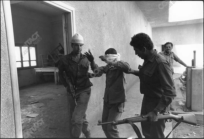 Six Day War, Prisoner of War, Israel, June 1967