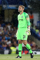 Chelsea goalkeeper, Rob Green during Chelsea vs Lyon, International Champions Cup Football at Stamford Bridge on 7th August 2018