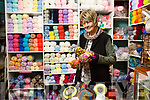 Helen O'Shea is retiring after a 40 years career at the Knitting shop, The Mall shopping centre Tralee