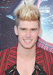 Colton Dixon attends  COLUMBIA PICTURES' THE AMAZING SPIDER-MAN Premiere held at Regency Village Theater in Westwood, California on June 28,2012                                                                               © 2012 Hollywood Press Agency