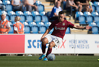 Billy Waters of Northampton Town during Colchester United vs Northampton Town, Sky Bet EFL League 2 Football at the JobServe Community Stadium on 24th August 2019