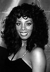 Donna Summer at the Savoy Theater in New York City. January 1983.
