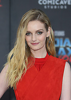 HOLLYWOOD, CA - April 19: Lydia Hearst, At Premiere Of Disney And Marvel's &quot;Guardians Of The Galaxy Vol. 2&quot; At The Dolby Theatre  In California on April 19, 2017. <br /> CAP/MPI/FS<br /> &copy;FS/MPI/Capital Pictures