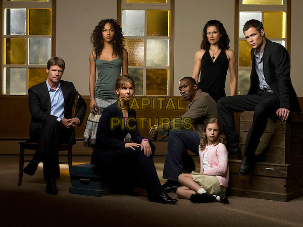 JOEL GRETSCH, MEGALYN ECHIKUNWOKE, JACQUELINE McKENZIE, MAHERSHALALHASHBAZ ALI, CONCHITA CAMPBELL, KARINA LOMBARD & PATRICK FLUEGER.in The 4400 (Season 3).*Editorial Use Only*.Ref: FB.www.capitalpictures.com.sales@capitalpictures.com.Supplied by Capital Pictures.